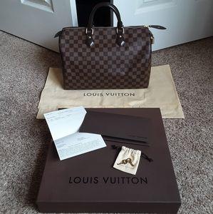 COPY - ❤ Louis Vuitton DE Speedy …
